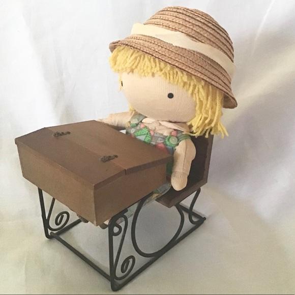 Joan Walsh Anglund Pocket Doll